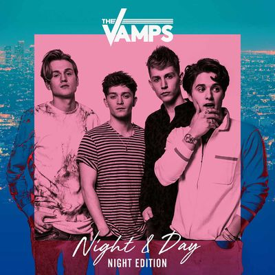 The Vamps: Night And Day Signed Vinyl