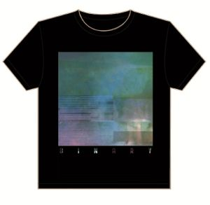 Binary: Binary Black T-Shirt