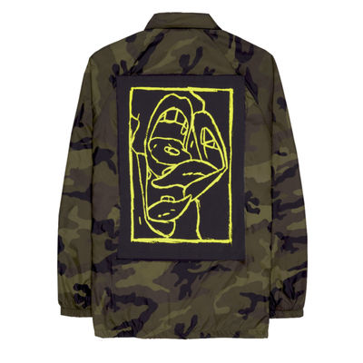 The Weeknd: THREE IN A ROW COACH JACKET