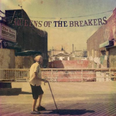 The Barr Brothers: Queens of the Breakers: Translucent Light Blue Vinyl Deluxe