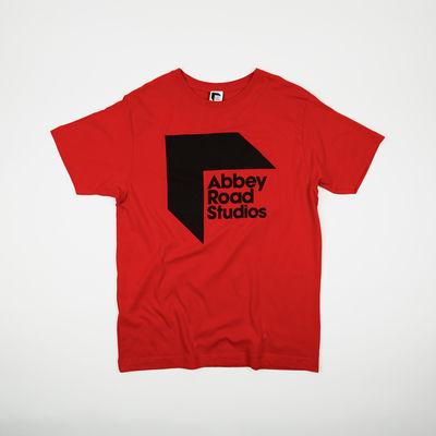 Abbey Road Studios: Red Abbey Road T-shirt