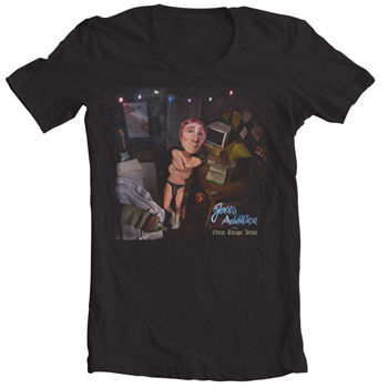 Jane's Addiction: The Great Escape Artist T-Shirt