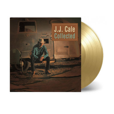J.J. Cale: Collected: Gold Numbered Vinyl