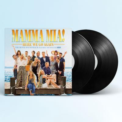 Mamma Mia: MAMMA MIA! HERE WE GO AGAIN The Movie Soundtrack LP