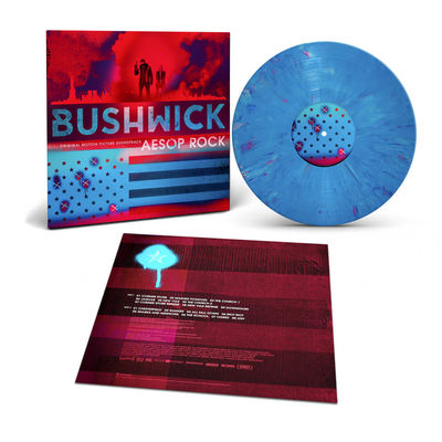 Aesop Rock: Bushwick: Coloured Vinyl