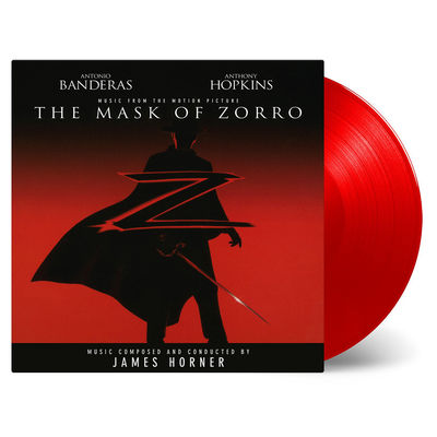 Original Soundtrack: Mask Of Zorro: Limited Double Red Vinyl
