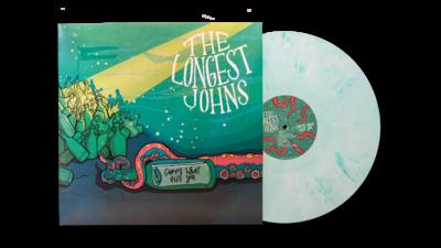 The Longest Johns: Cures What Ails Ya  LP