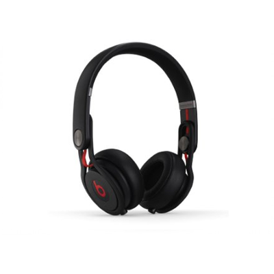 Beats: Mixr On-Ear Headphones - Black