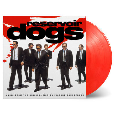 Various Artists: Reservoir Dogs: Red Numbered Vinyl