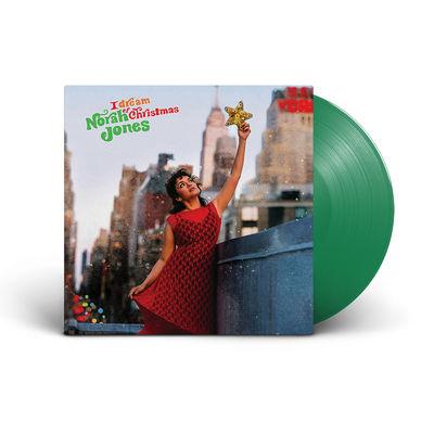 Norah Jones: I Dream Of Christmas ' Spotify Fans First Vinyl