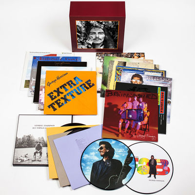 George Harrison: George Harrison - The Vinyl Collection (14 LP)
