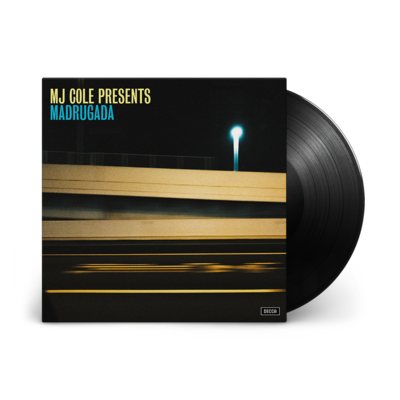 MJ Cole: MJ Cole Presents Madrugada - Signed LP