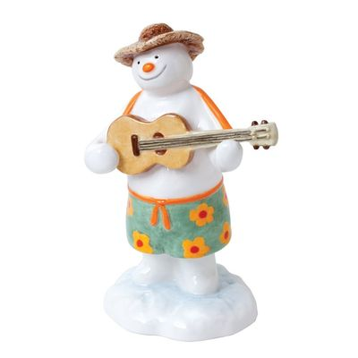 The Snowman: Hawaiian Snowman