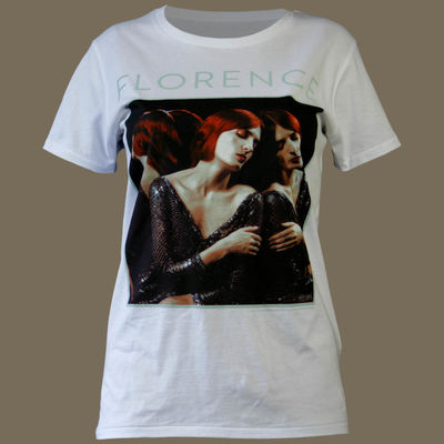 Florence + The Machine: Mirror Ladies Skinny T-shirt
