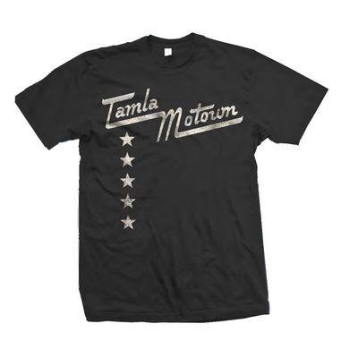 Motown: Tamla Motown Logo T Shirt  - L