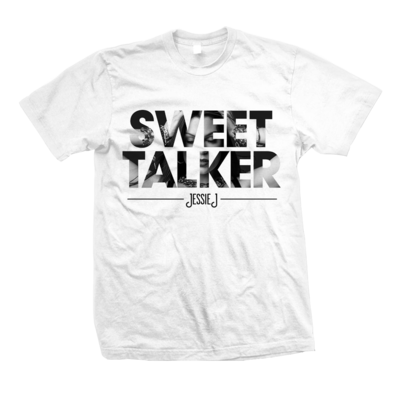 Jessie J: Sweet Talker Type T-Shirt
