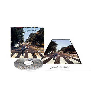 Paul McCartney: Paul Is Live – CD
