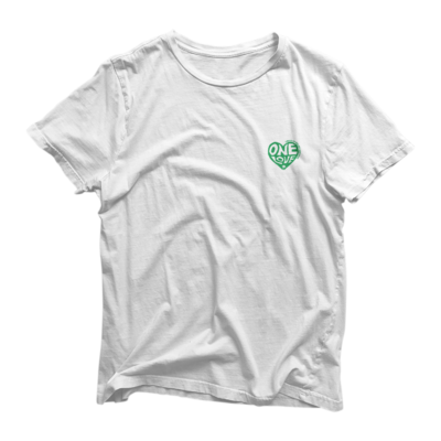 Island Records: ONE LOVE WHITE TEE