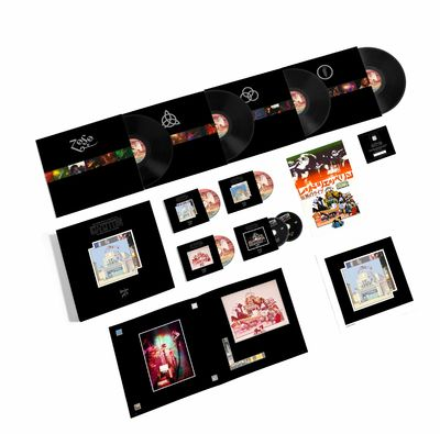 Led Zeppelin: The Song Remains The Same: Deluxe Box Set