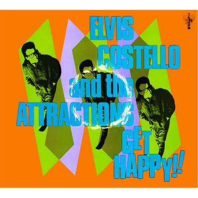 Elvis Costello: Get Happy!!