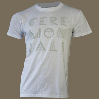 Florence + The Machine: Ceremonials Logo T-shirt