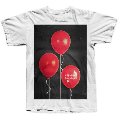 Bipolar Sunshine: Red Balloons T-Shirt