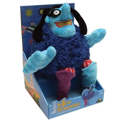 The Beatles: Plush: Blue Meanie