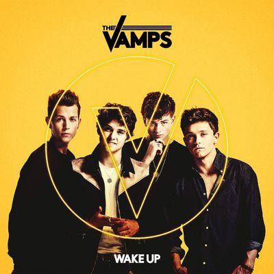 The Vamps: Wake Up Single CD1