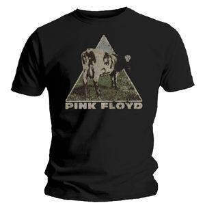 Pink Floyd: Black Atom Heart Mother Anniversary T-Shirt