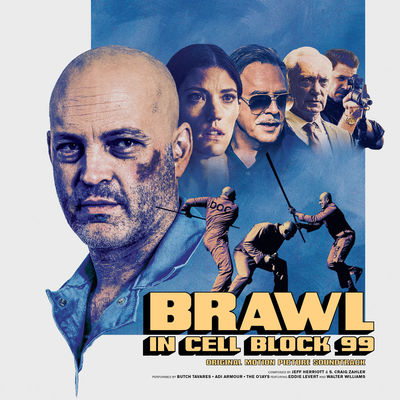 Various Artists: Brawl In Cell Block 99: Original Motion Picture Sound: Prison Jumpsuit Orange Vinyl