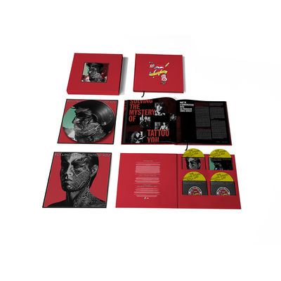 The Rolling Stones: Tattoo You (40th Anniversary Remastered Super Deluxe 4CD Boxset)