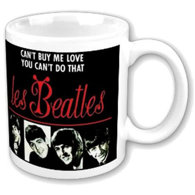 The Beatles: Les Beatles Boxed Mug