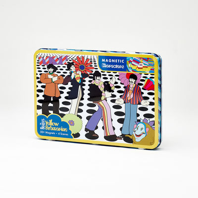 Abbey Road Studios: The Beatles Yellow Submarine Magnetic Character Set