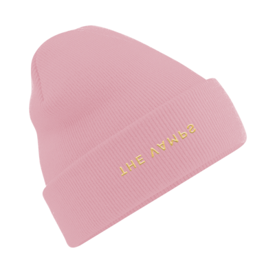 The Vamps: The Vamps Pink Beanie