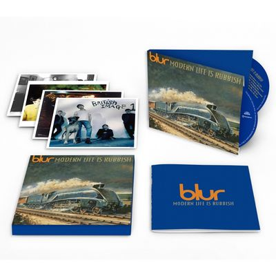Blur: Modern Life Is Rubbish (2CD Special Edition)