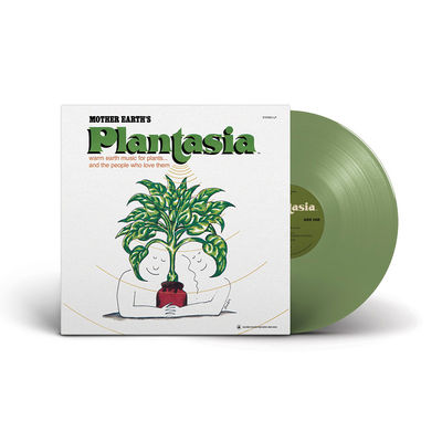 Mort Garson: Mother Earth's Plantasia: Limited Edition Green Vinyl