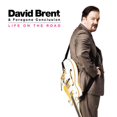 David Brent: Life On The Road - Signed