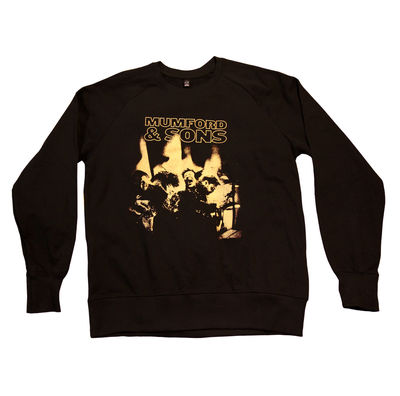 Mumford & Sons : Dust and Thunder Sweater