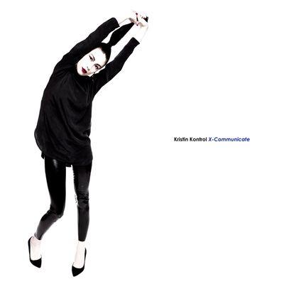 Kristin Kontrol: X-Communicate + Signed Poster