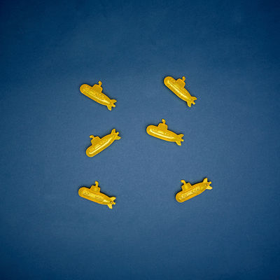 Abbey Road Studios: Yellow Submarine Ice Cubes Moulds