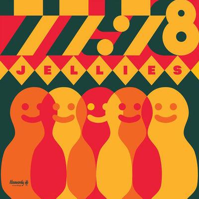 77:78: Jellies: Orange Vinyl