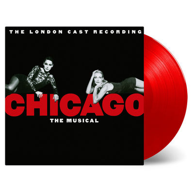 Original Soundtrack: Chicago - The 1997 Musical London Cast - Red Vinyl