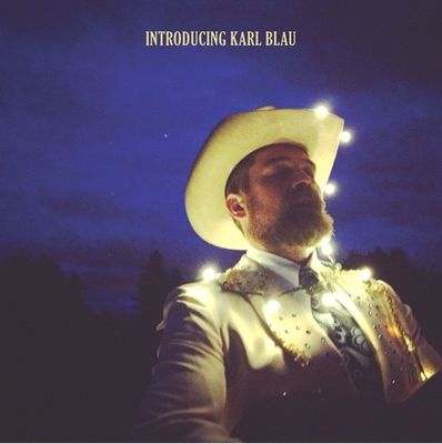 Karl Blau: Introducing Karl Blau: Blue Vinyl