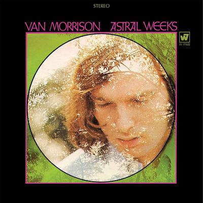 Van Morrison: Astral Weeks, Clear Vinyl