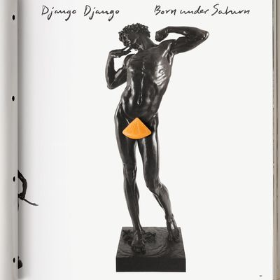 Django Django: Born Under Saturn: Signed