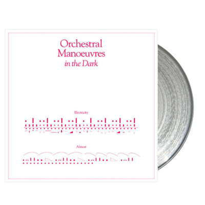 Orchestral Manoeuvres In The Dark: Electricity: Exclusive Ultra Clear Vinyl