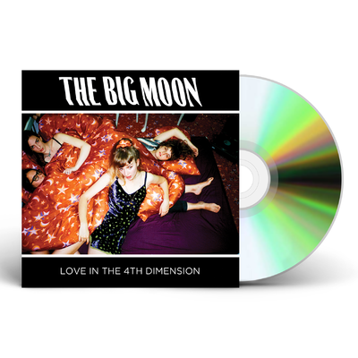 The Big Moon: Love In The 4th Dimension CD