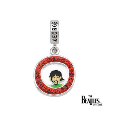 The Beatles: 925 Yellow Submarine Window Dangle George
