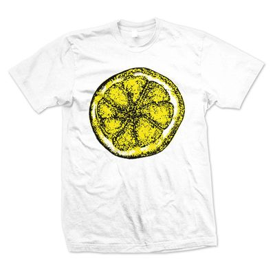 The Stone Roses: Lemon White T-Shirt