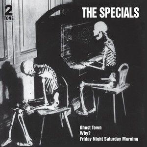 The Specials: Ghost Town [40th Anniversary Half Speed Master]: Limited Edition 7